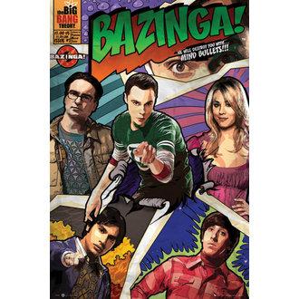 plakat Teorija na odličen bang - Comic - GB posters, GB posters
