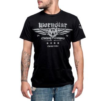 majica hardcore moški - Machine Shop - WORNSTAR - WSUS-MACS