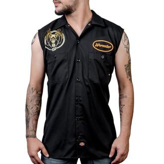 moški brez rokavov majica WORNSTAR - Rock N Roll Za vedno - Črno, WORNSTAR