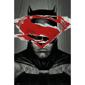 plakat Batman Vs Superman - Batman Teaser - GB posters, GB posters
