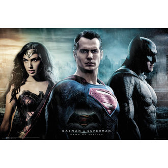 plakat Batman Vs Superman - City - GB posters, GB posters