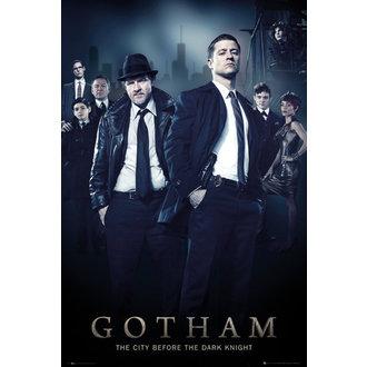 plakat Gotham - Cast - GB posters