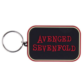 ključ prstan (obesek) Avenged Sevenfold - Logo - Bravado, BRAVADO, Avenged Sevenfold