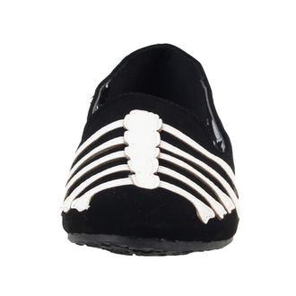 nizka superge ženske - Wishbone Loafer Flat - IRON FIST, IRON FIST