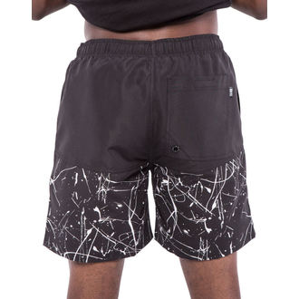kopalke moški (kratke hlače) IRON FIST - Extracurricular - Črno / Bela, IRON FIST