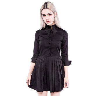 obleko ženske IRON FIST - Haunted - Črno, IRON FIST