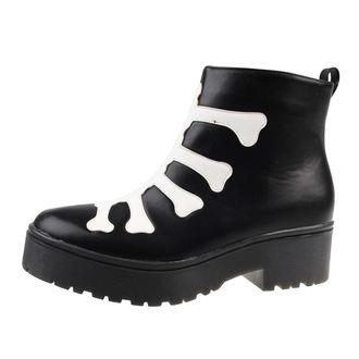 klin čevlji ženske - Wishbone Heavy Sole - IRON FIST, IRON FIST