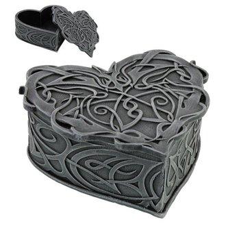 dekoracija (škatla) Keltski Srce