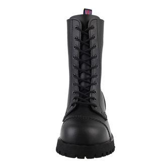 čevlji NEVERMIND - 10 očesca - Vegan - Črno Sintetično, NEVERMIND