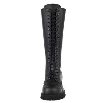 čevlji NEVERMIND - 20 očesca - Črno Sintetično, NEVERMIND