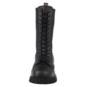 čevlji NEVERMIND - 14 dírkové - Vegan - Black Syntethic, NEVERMIND