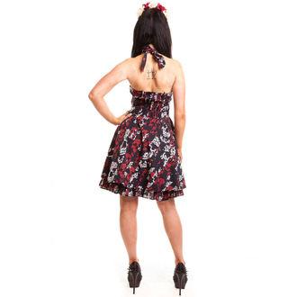 obleko ženske ROCKABELLA - Storm Skull - Črno, ROCKABELLA