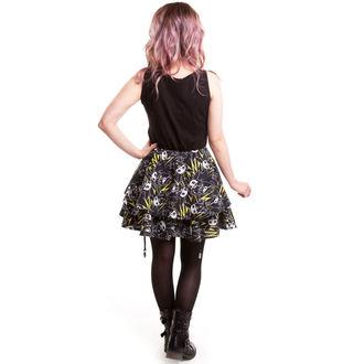 obleko ženske CUPCAKE CULT - Thunder Skater - Črno, CUPCAKE CULT