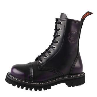 čevlji KMM 8 očesca - Deep Purple, KMM