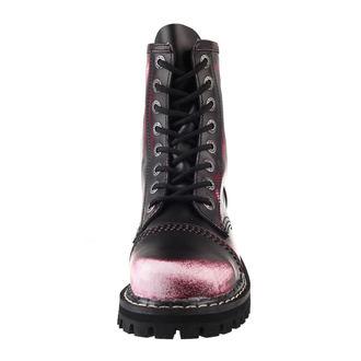 čevlji KMM 8 očesca - Vampire Red, KMM
