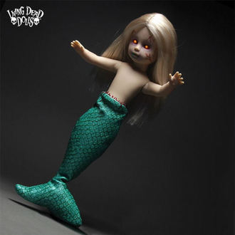 lutka LIVING DEAD DOLLS - Feejee Mermaid, LIVING DEAD DOLLS