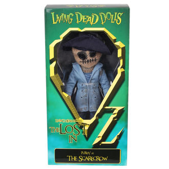 lutka LIVING DEAD DOLLS - Purdy as The Scarecrow, LIVING DEAD DOLLS