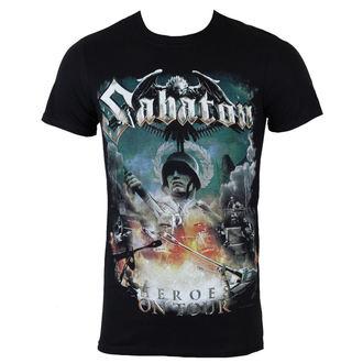 majica kovinski moški Sabaton - Heroes on tour - NUCLEAR BLAST, NUCLEAR BLAST, Sabaton