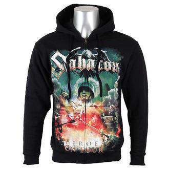 jopa s kapuco moški Sabaton - Heroes on tour - NUCLEAR BLAST, NUCLEAR BLAST, Sabaton