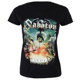 majica kovinski ženske Sabaton - Heroes on tour - NUCLEAR BLAST, NUCLEAR BLAST, Sabaton