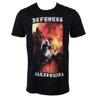majica kovinski moški Deftones - California - LIVE NATION, LIVE NATION, Deftones