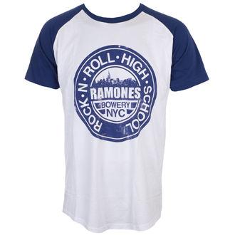 majica kovinski moški Ramones - Bowery Nyc - ROCK OFF, ROCK OFF, Ramones