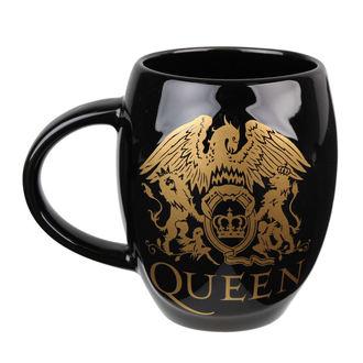 skodelico Queen - Gold - ROCK OFF, ROCK OFF, Queen