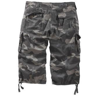 kratke hlače 3/4 moški SURPLUS - TROOPER LEGEND - BLACK CAMO, SURPLUS