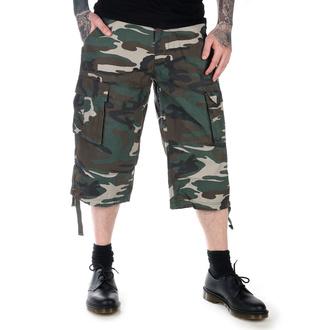 kratke hlače 3/4 moški SURPLUS - TROOPER LEGEND - Woodle. GEWAS, SURPLUS