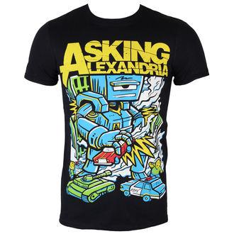 Metal majica moški Asking Alexandria - Killer Robot - ROCK OFF, ROCK OFF, Asking Alexandria
