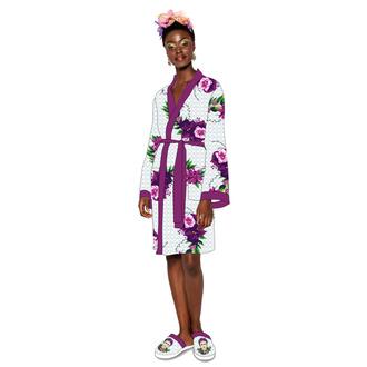 Kopalni plašč Frida Kahlo - Violet Bouquet, NNM