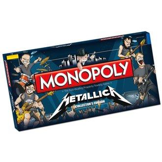 igro Metallica - Rock Band Monopoly, Metallica