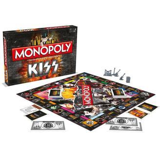 igro KISS - Rock Band Monopoly, Kiss