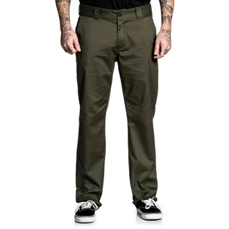 Moške hlače SULLEN - 925 - OLIVNA, SULLEN