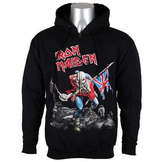 jopa s kapuco moški Iron Maiden - Scuffed Trooper - ROCK OFF, ROCK OFF, Iron Maiden