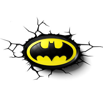 dekoracija Batman - DC Comics 3D LED Light, NNM, Batman