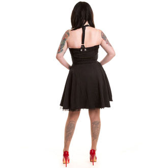 obleko ženske ROCKABELLA - Lilith - Črno, ROCKABELLA