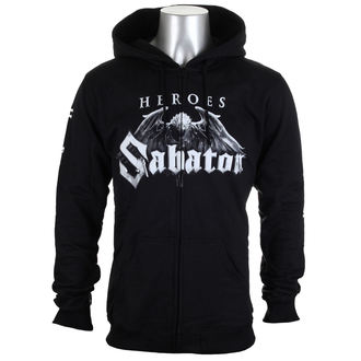 jopa s kapuco moški Sabaton - Heroes Czech republic - CARTON, CARTON, Sabaton