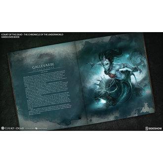 knjigo Sodišče za na Mrtev Knjiga The Kronika za na Podzemni svet