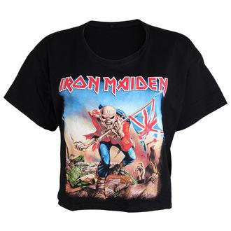 majica kovinski ženske Iron Maiden - Trooper - ROCK OFF, ROCK OFF, Iron Maiden