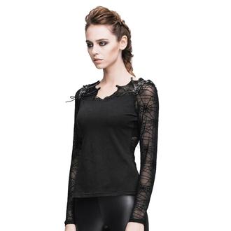 majica gotsko in punk ženske - Gothic Dusk - DEVIL FASHION, DEVIL FASHION