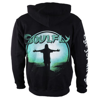 jopa s kapuco moški Soulfly - One - NUCLEAR BLAST, NUCLEAR BLAST, Soulfly
