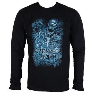 majica kovinski moški Avenged Sevenfold - Chained Skeleton - ROCK OFF, ROCK OFF, Avenged Sevenfold