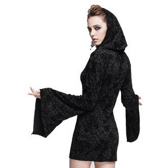 obleko ženske Devil Fashion - Gothic Salem Rose, DEVIL FASHION