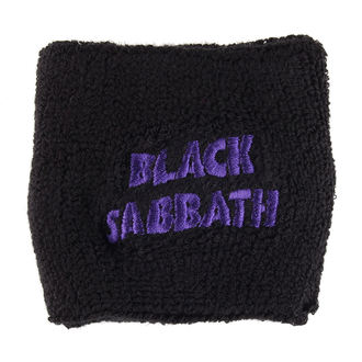 zapestnica BLACK The SABBATH - PURPLE WAVY LOGO - RAZAMATAZ, RAZAMATAZ, Black Sabbath