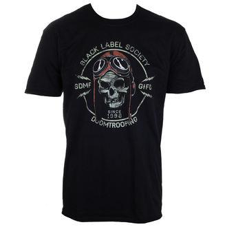 Metal majica moški Black Label Society - PLASTIC HEAD - PLASTIC HEAD, PLASTIC HEAD, Black Label Society