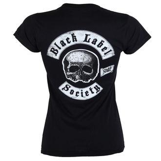majica kovinski ženske Black Label Society - Eath - PLASTIC HEAD, PLASTIC HEAD, Black Label Society