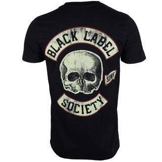 majica kovinski moški Black Label Society - Riding Hot Rod - PLASTIC HEAD, PLASTIC HEAD, Black Label Society