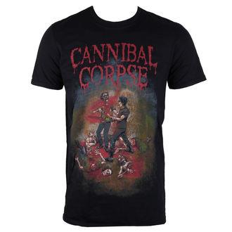 Metal majica moški Cannibal Corpse - Chainsaw - PLASTIC HEAD, PLASTIC HEAD, Cannibal Corpse