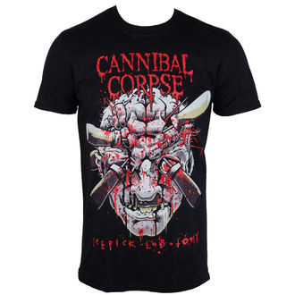 majica kovinski moški Cannibal Corpse - Ice Pick Lobotomy - PLASTIC HEAD, PLASTIC HEAD, Cannibal Corpse